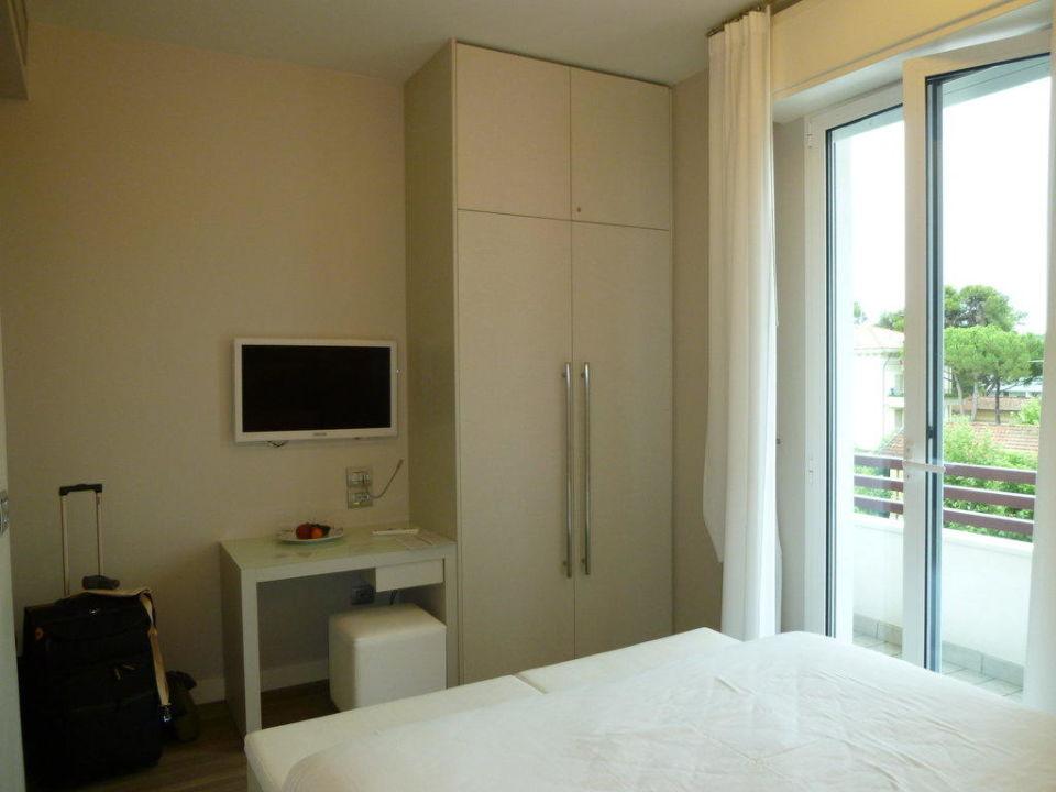 Glamour superior Zimmer (mit Balkontür) Hotel Belvedere