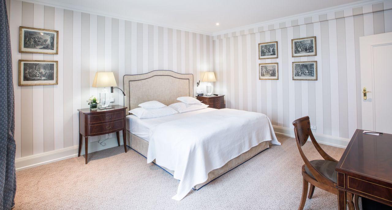 Zimmer Grandhotel Hessischer Hof
