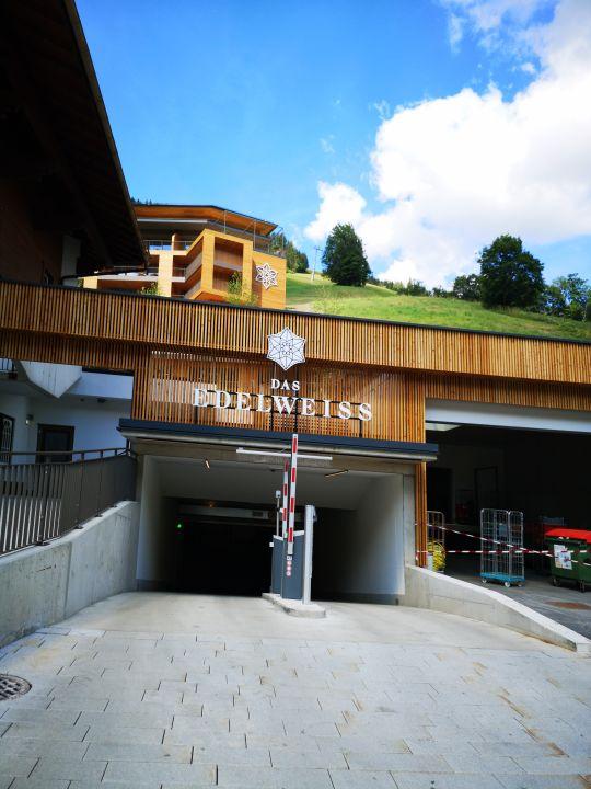 Sonstiges Das Edelweiss - Salzburg Mountain Resort