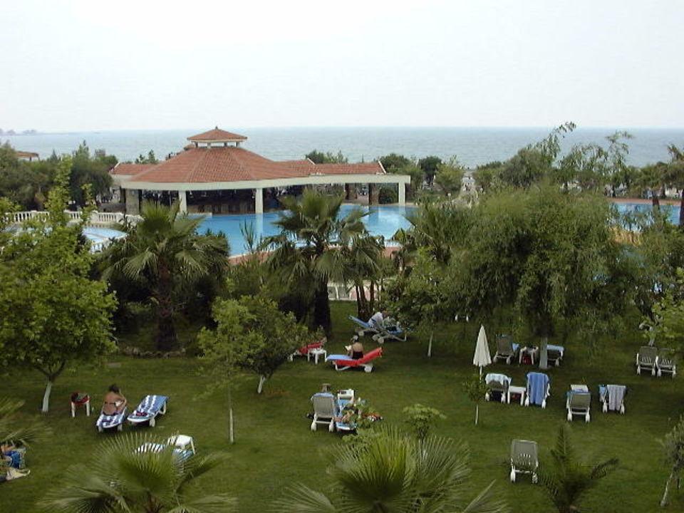 Hotel Defne Star / Side Türkei Hotel Defne Star