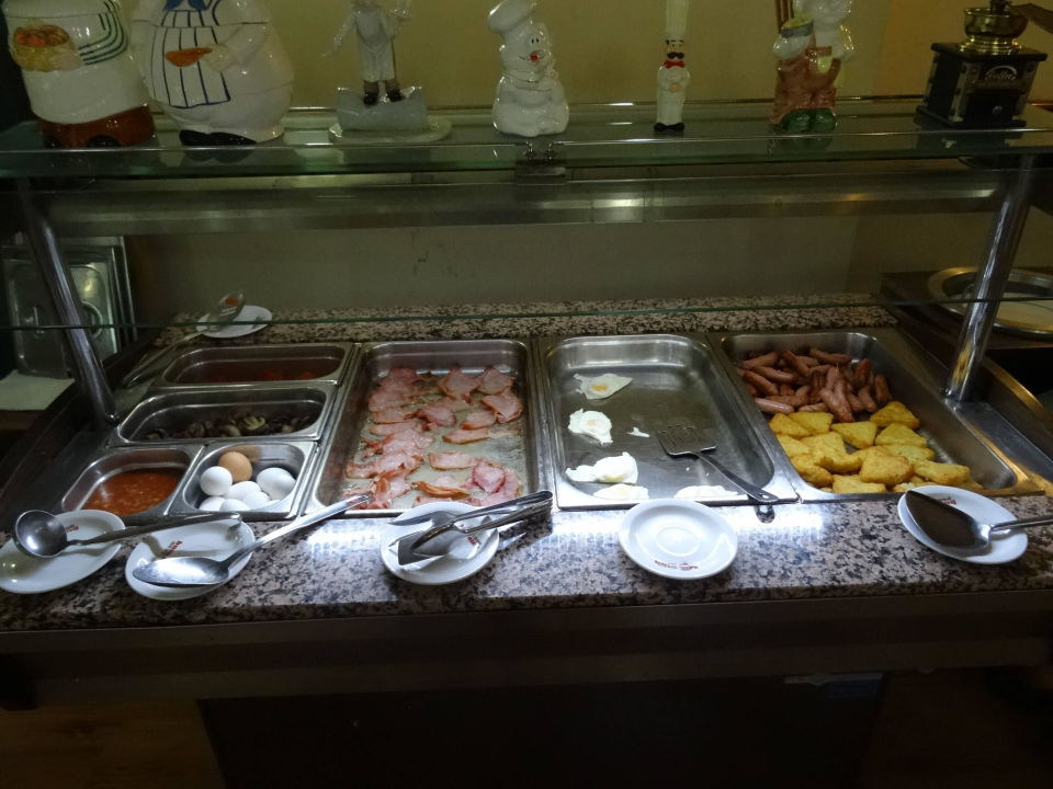 Frühstücksbüffet Hotel Relax Inn