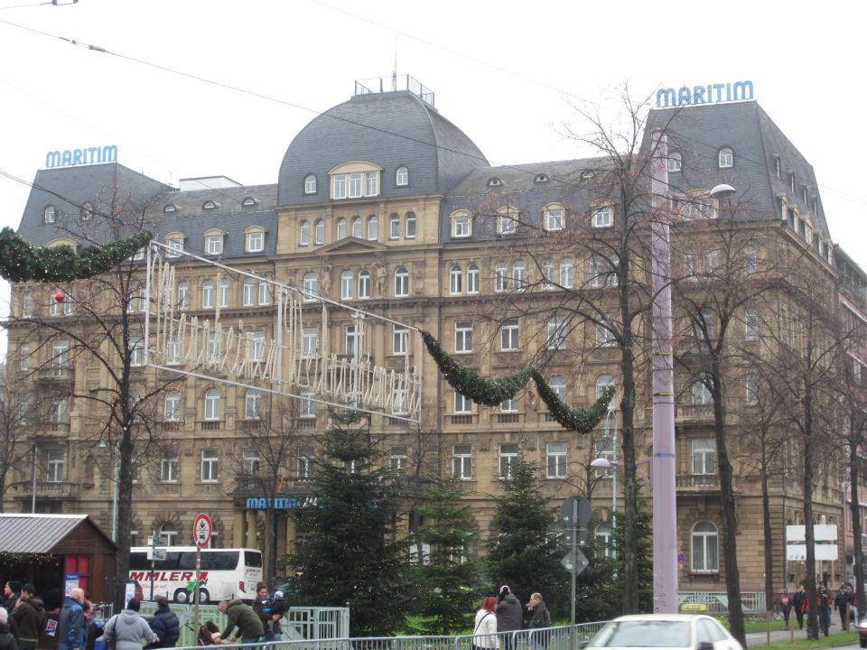 B Und B Hotel In Mannheim