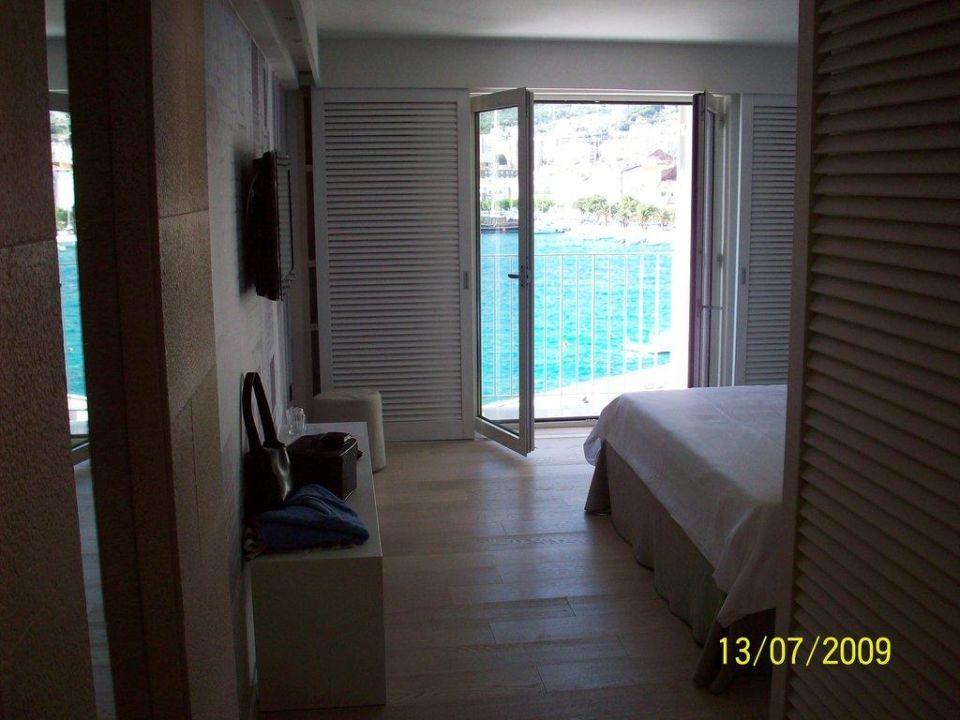 Zimmer Hotel Osejava