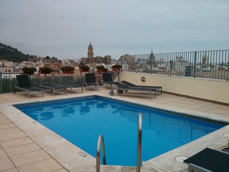 Hotel A Malaga Centro