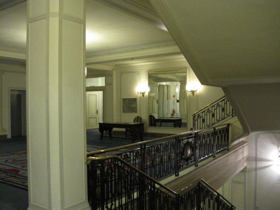 Treppenhaus Hotel Atlantic Kempinski Hamburg