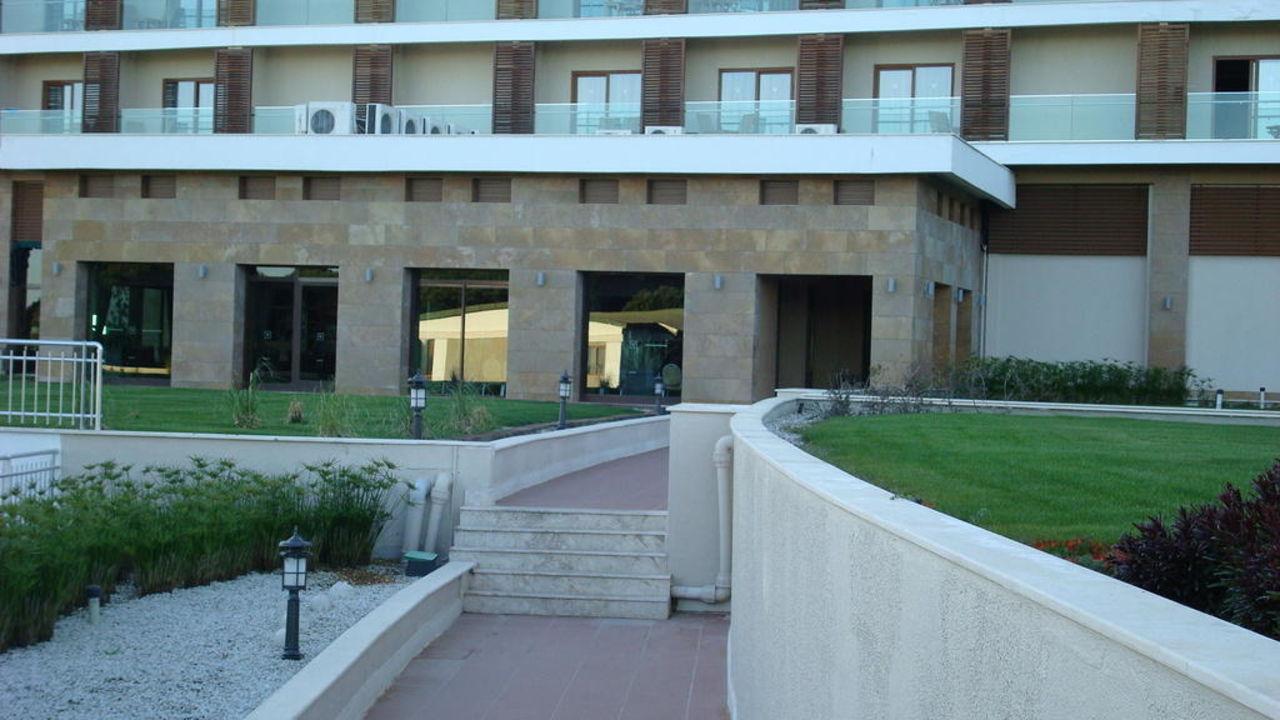 Hauptgebäude Voyage Belek Golf & Spa