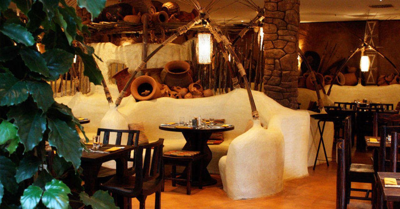 Hotel Matamba Restaurant