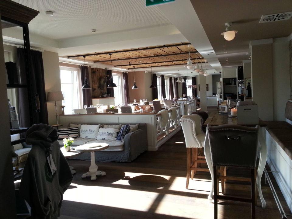"""esszimmer und bar"""" hotel zweite heimat in st. peter-ording, Esszimmer dekoo"""