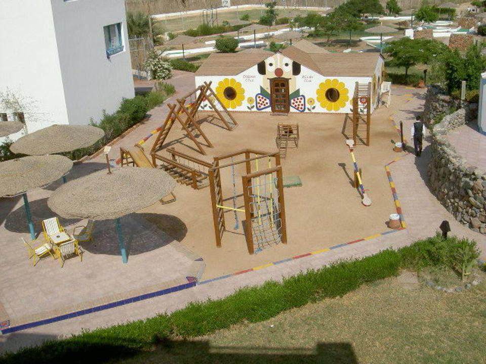 Blick auf den Spielplatz Hotel Shams Safaga Hotel Shams Safaga