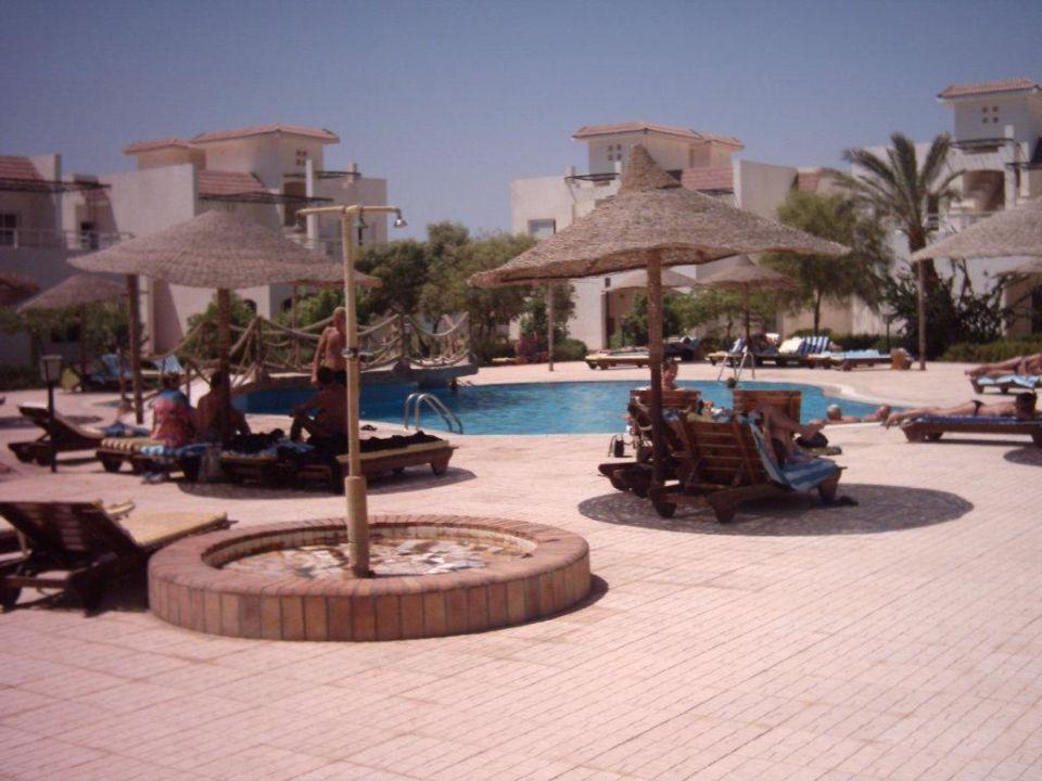 Der obere Pool Sharming Inn Hotel