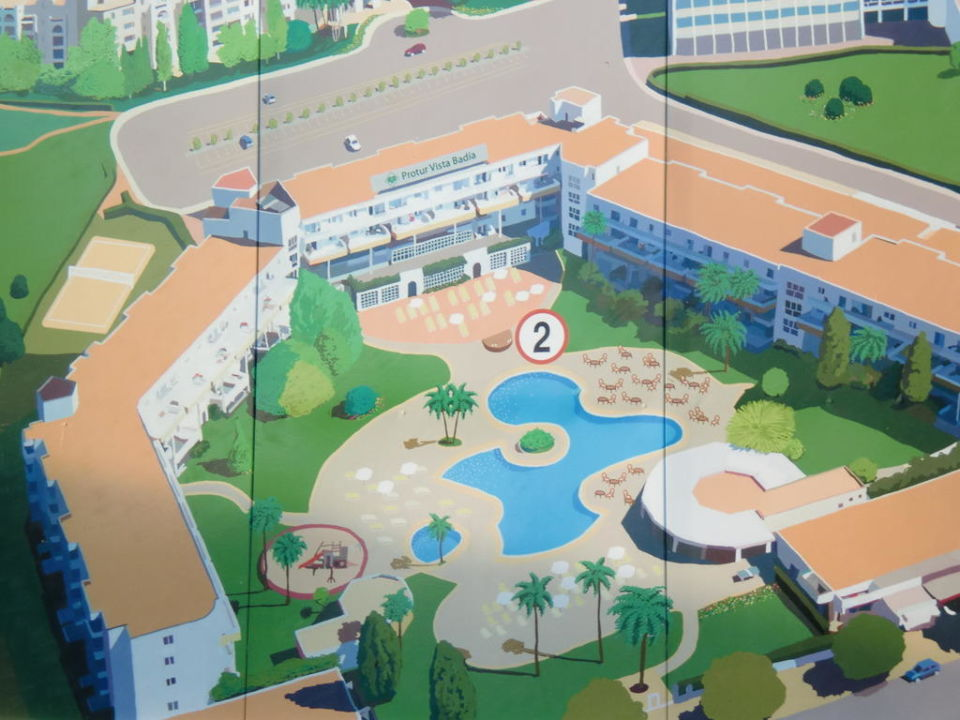 Quot Hotelplan Quot Protur Vista Badia Aparthotel In Sa Coma