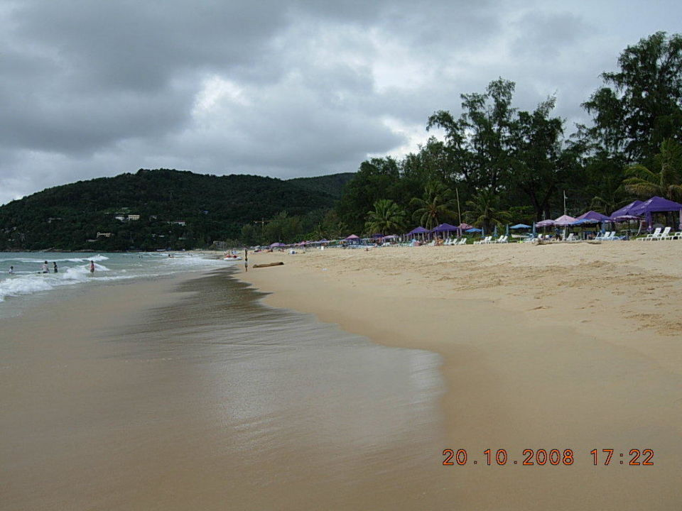 Am Strand Centara Karon Resort Phuket Karon Beach Holidaycheck