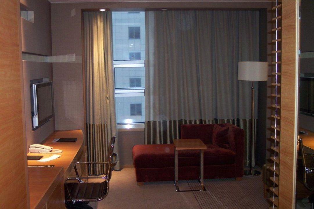 Arbeitsbereich/ Büro Kempinski Hotel Dalian