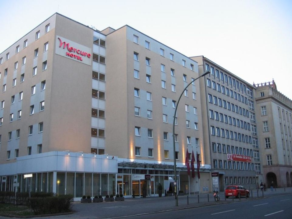 Mercure Hotel In Berlin Mitte