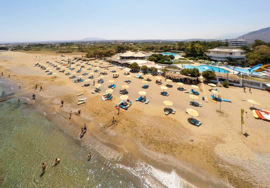 Apollonia Beach Resort And Spa Kreta