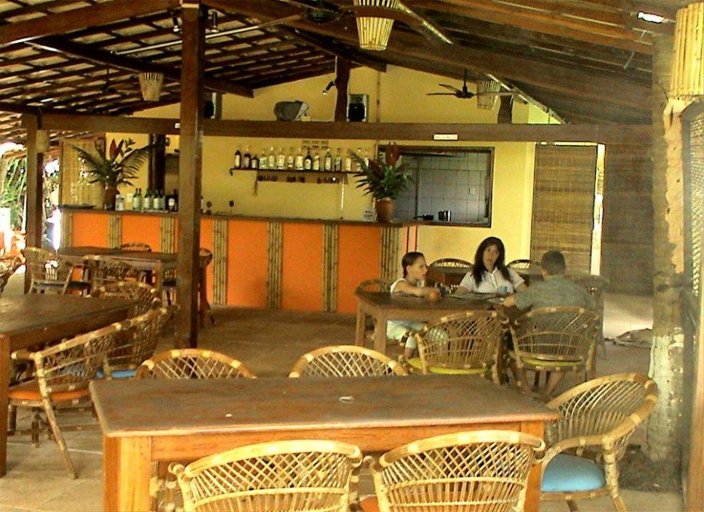 Hotelrestaurant Hotel Pousada Praia das Ondas