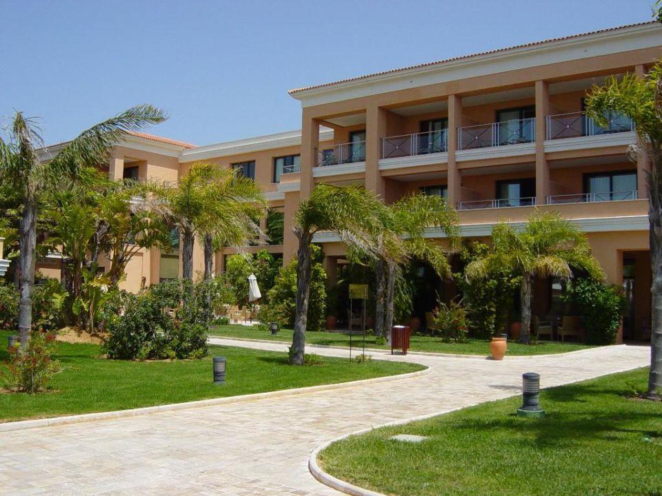 Hotel Barrosa Palace - Gartenanlage Hipotels Barrosa Palace