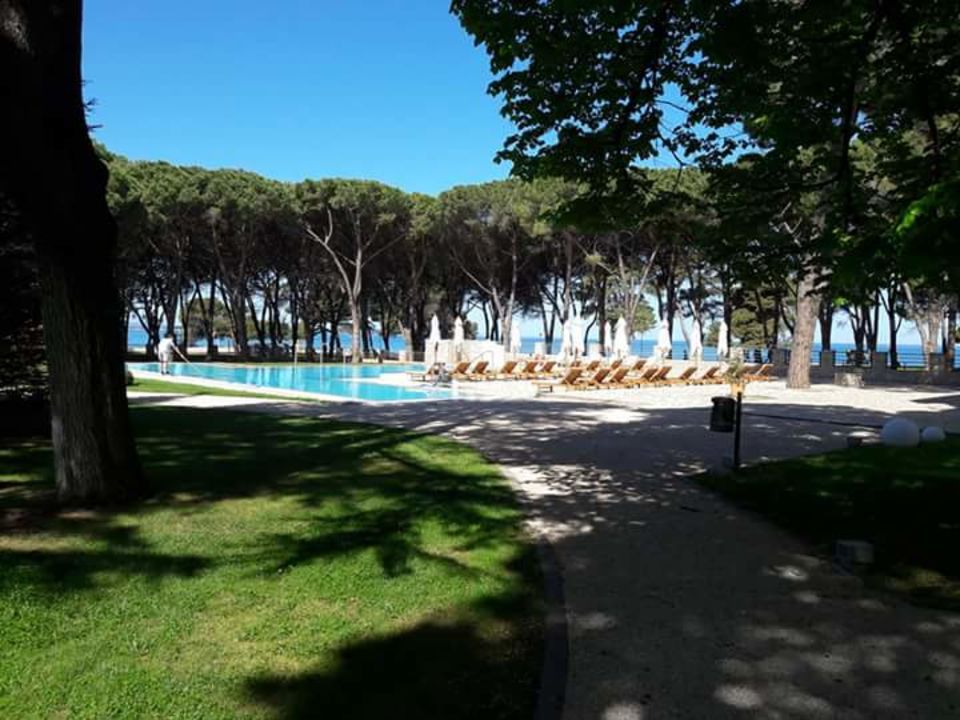 Pool Falkensteiner Hotel Adriana
