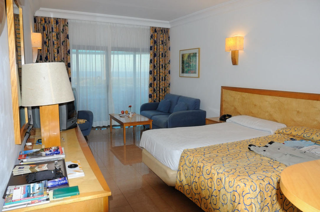 Zimmer 525 - Einblick MUR Hotel Faro Jandia & Spa Fuerteventura