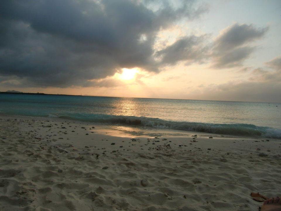 Sonnenuntergang Playa Costa Verde