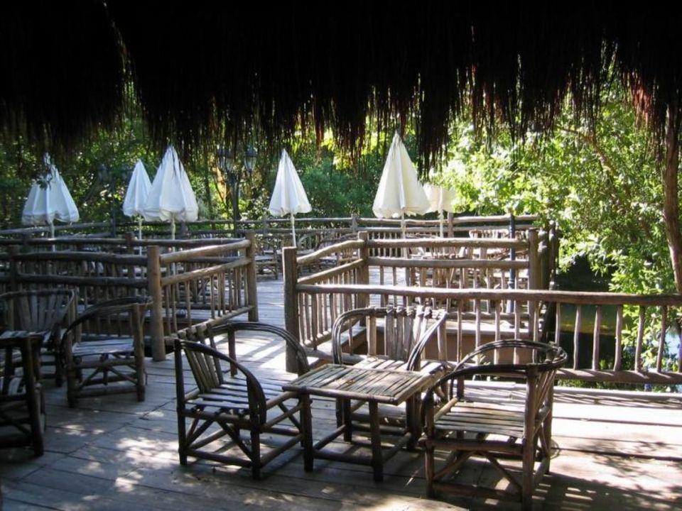 Cafeteria Sandos Caracol Eco Resort