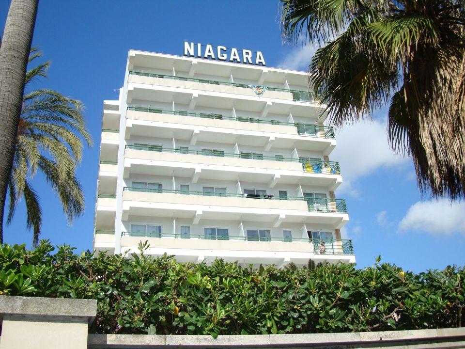 Hotel Niagara Mallorca Check