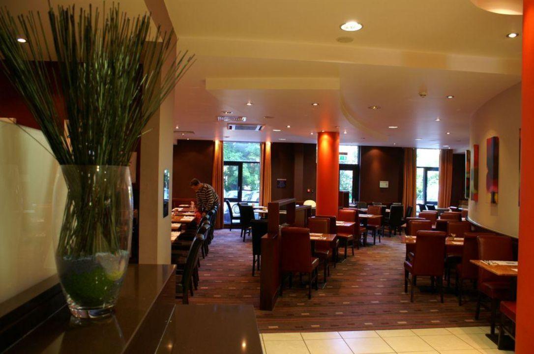 Frühstücksbereich Holiday Inn Express Dublin Airport