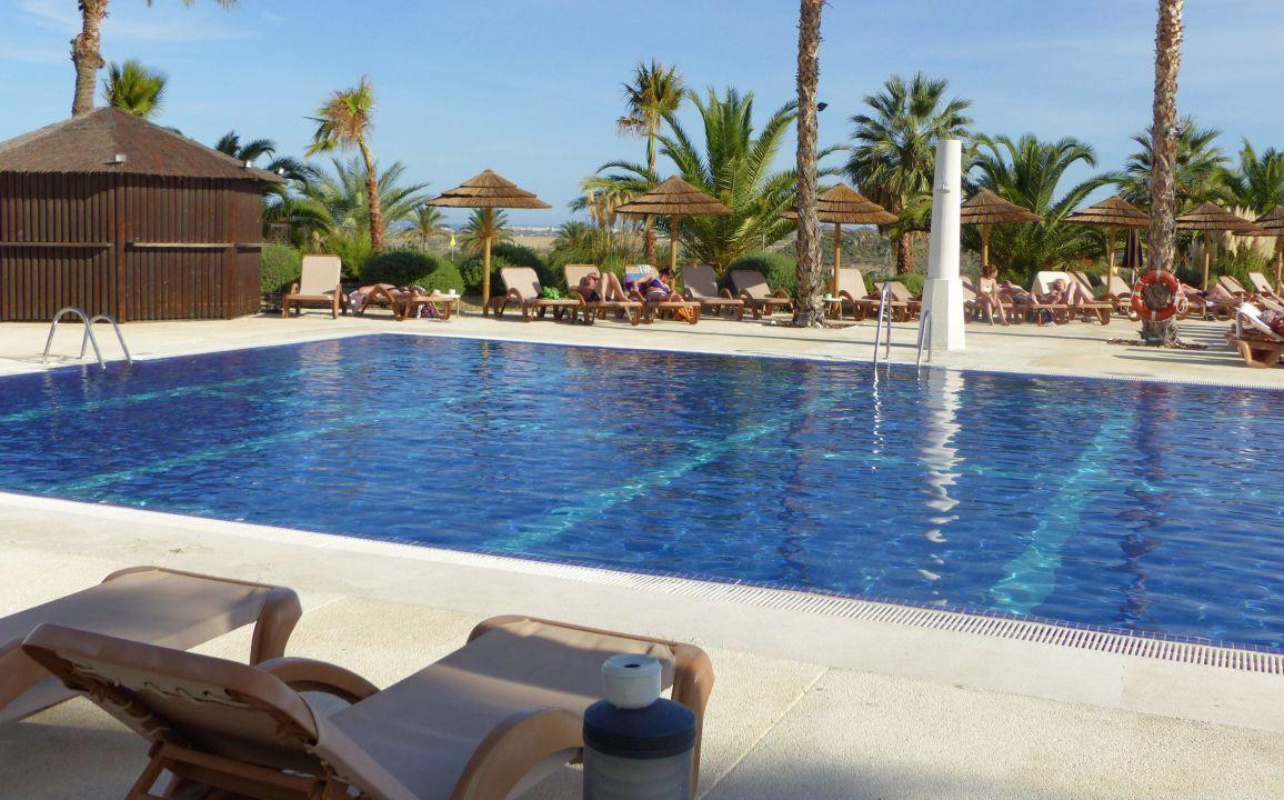 Die Poolbar / Terrasse Hotel Valle del Este Golf Spa