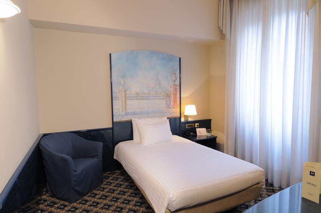 Zimmer iH Hotels Milano Ambasciatori