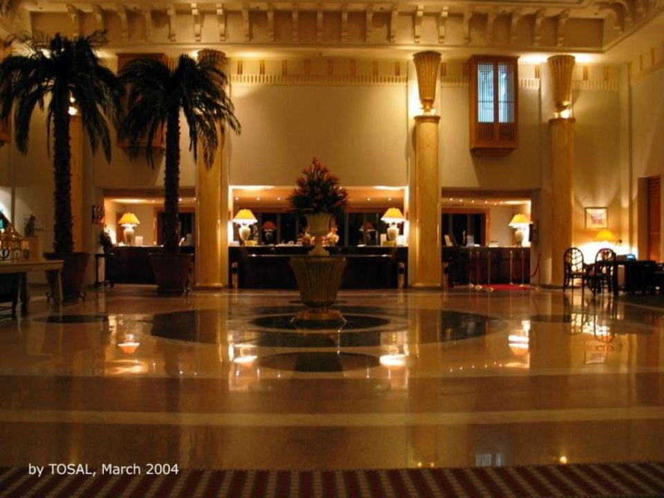 Intercontinental 5 Sterne Resort Casino Hurghada Continental