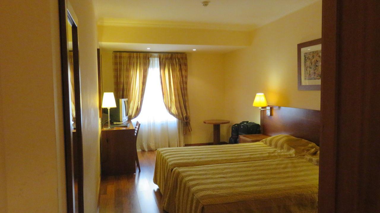 Zimmer Hotel Travel Park Lisboa