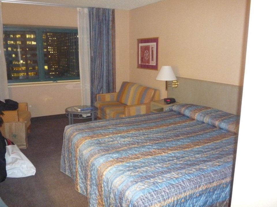 Das Hotelzimmer Hotel Novotel New York