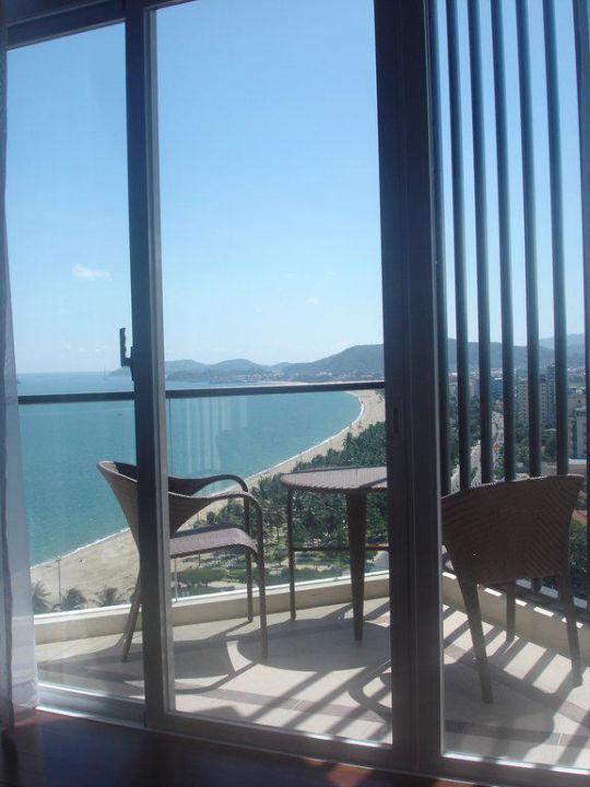 Blick aus dem Zimmer Novotel Nha Trang
