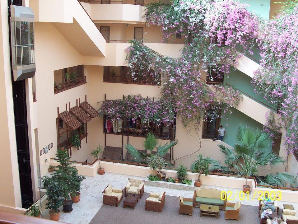 Hotellobby Justiniano Club Park Conti