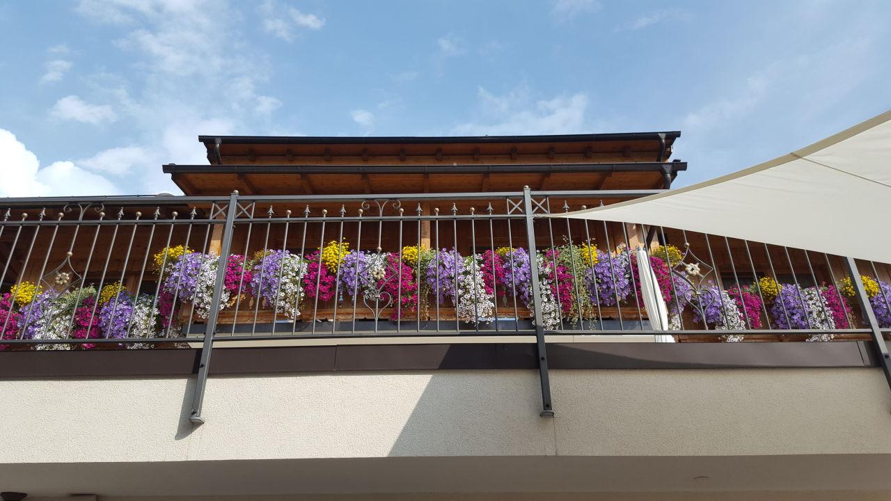 Gartenanlage Hotel Gratz Großarl