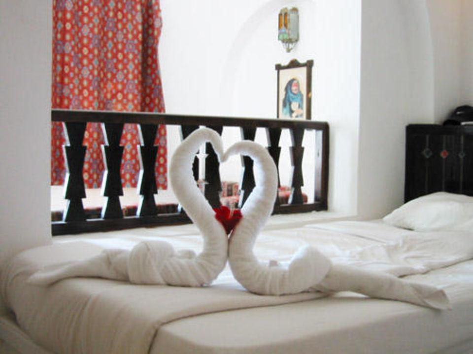 Handtuchkunst im Iberotel Arabella Arabella Azur Resort