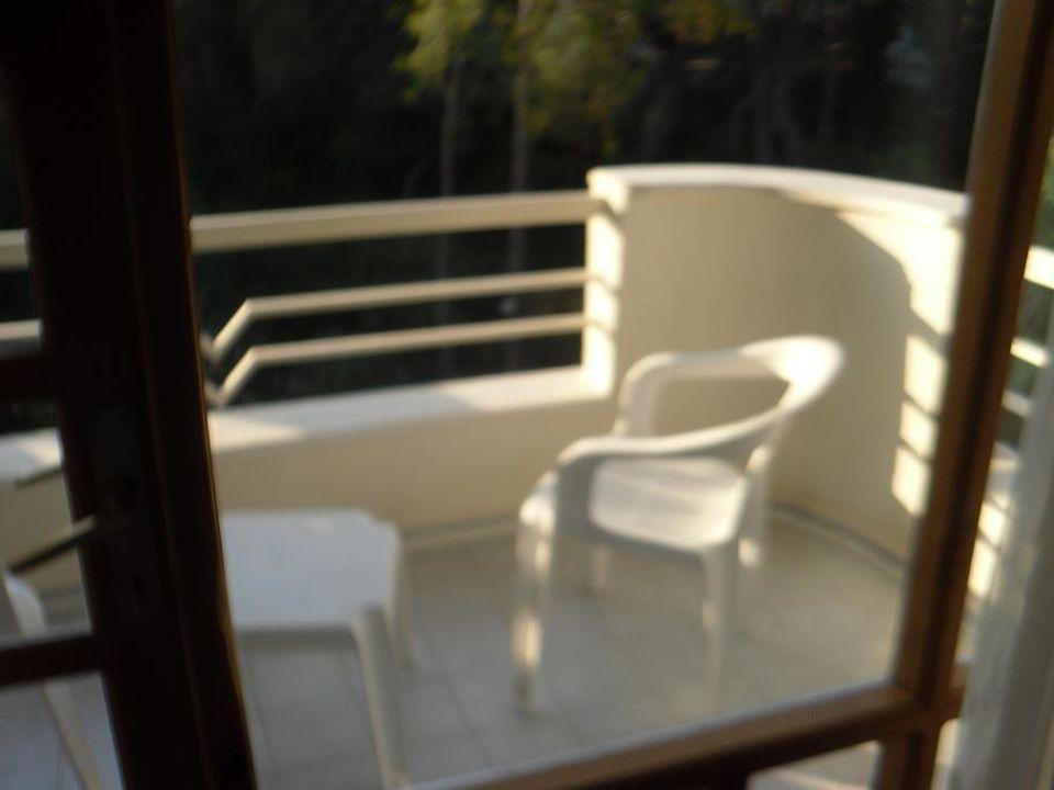 Der Balkon Annabella Diamond Hotel & Spa & Annex