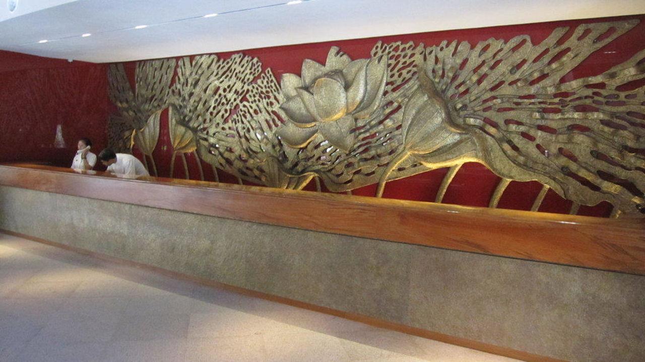Neue Rezeption Padma Resort Legian