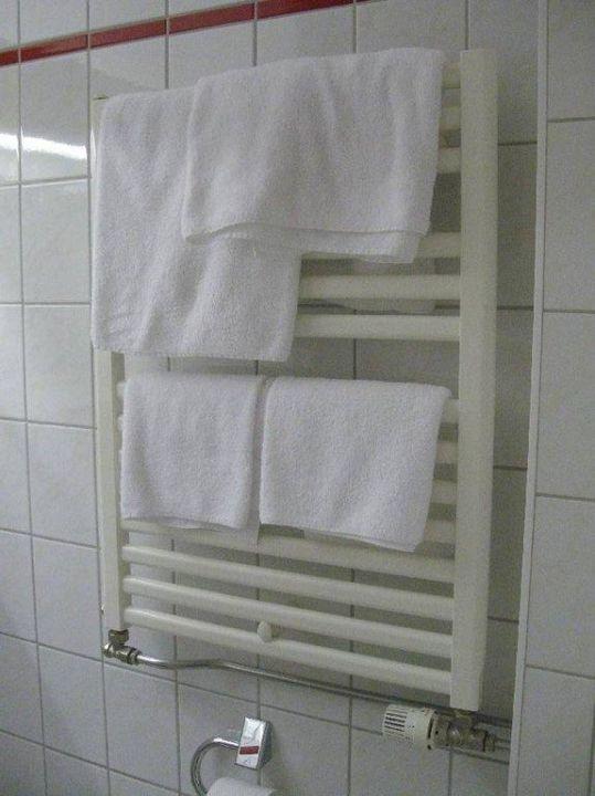 Bad - Heizkörper & Handtuchhalter\