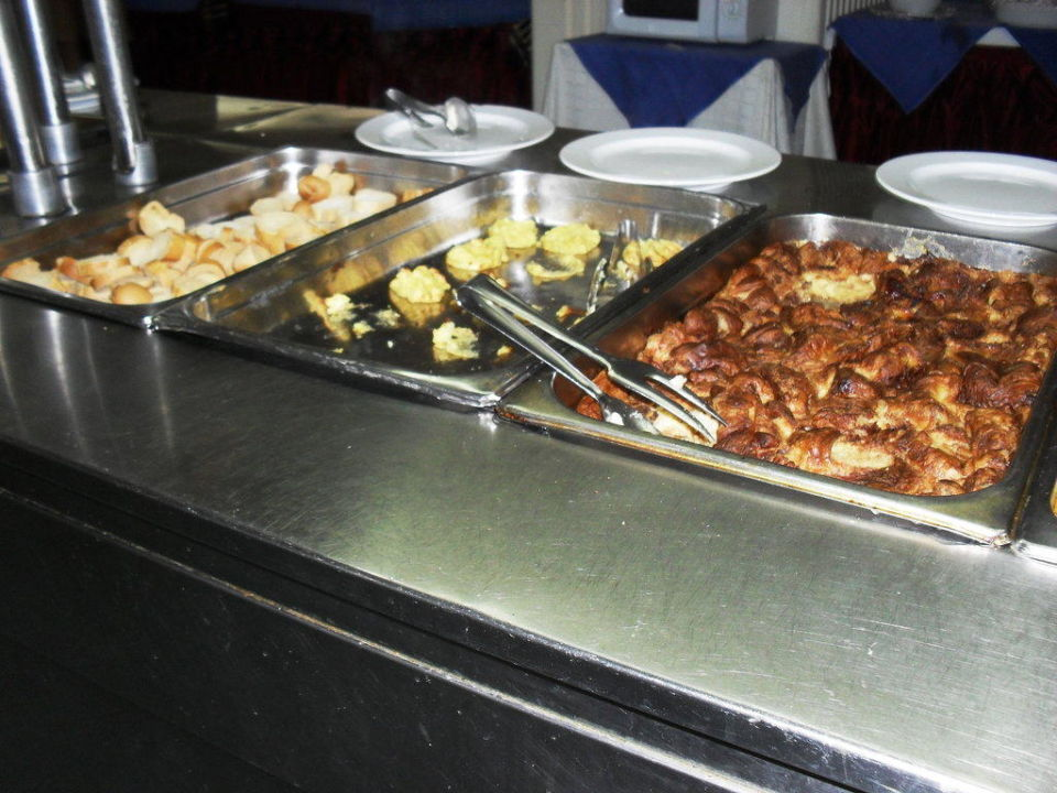 Buffet Hotel Houda Golf & Beach Club