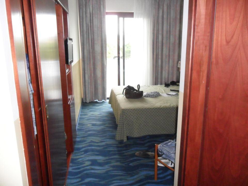 Zimmer Hotel Porto Azzurro