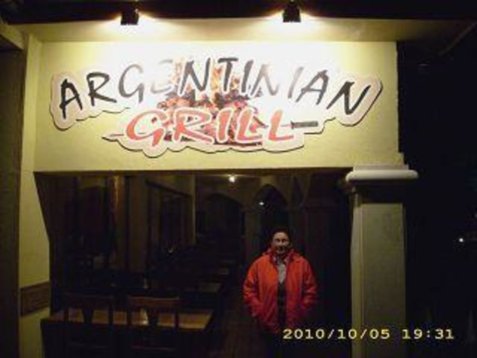 Das A-la-carte-Restaurant Hotel Grifid Bolero