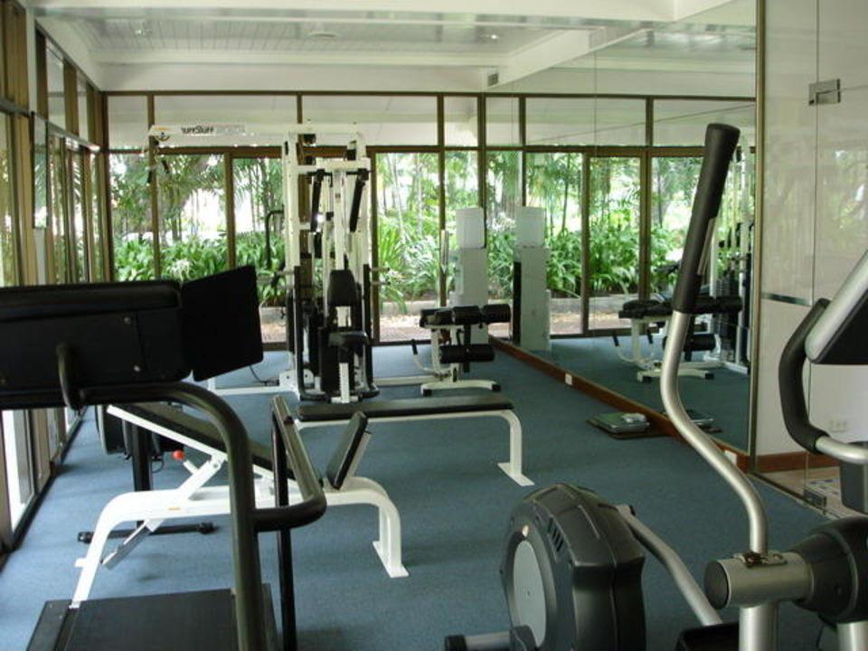 Fitnesscenter Centara Grand Beach Resort & Villas Hua Hin