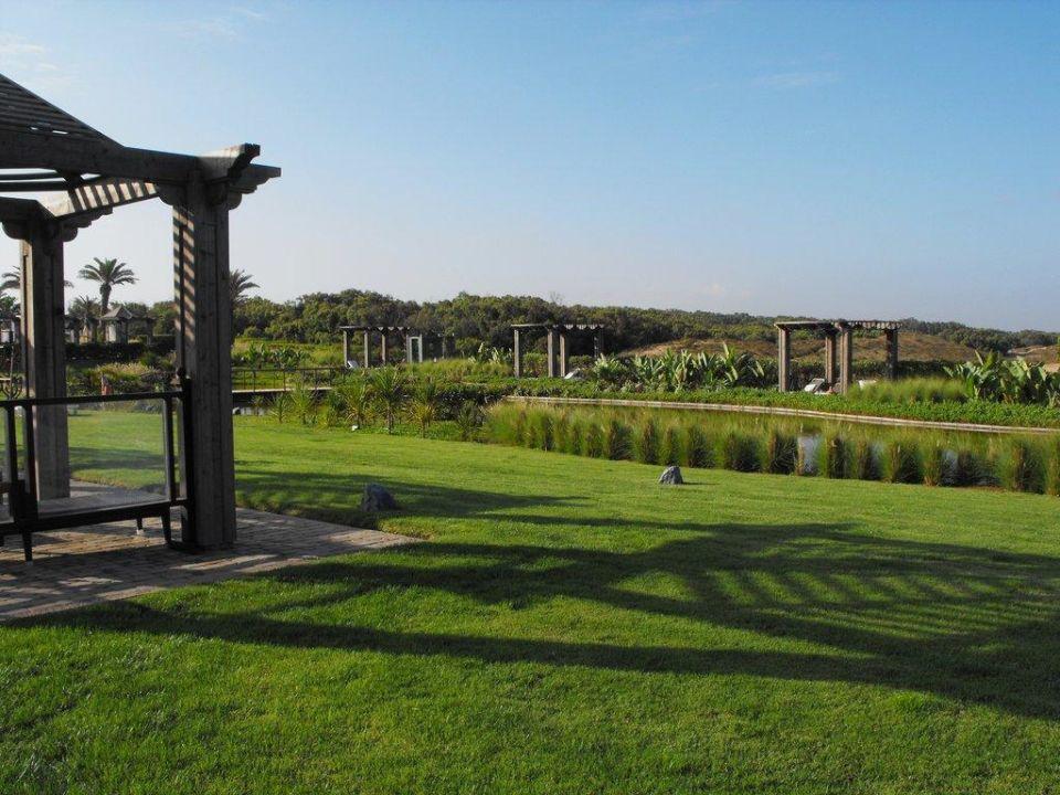 Wunderschöne Gartenanlage ROBINSON CLUB AGADIR
