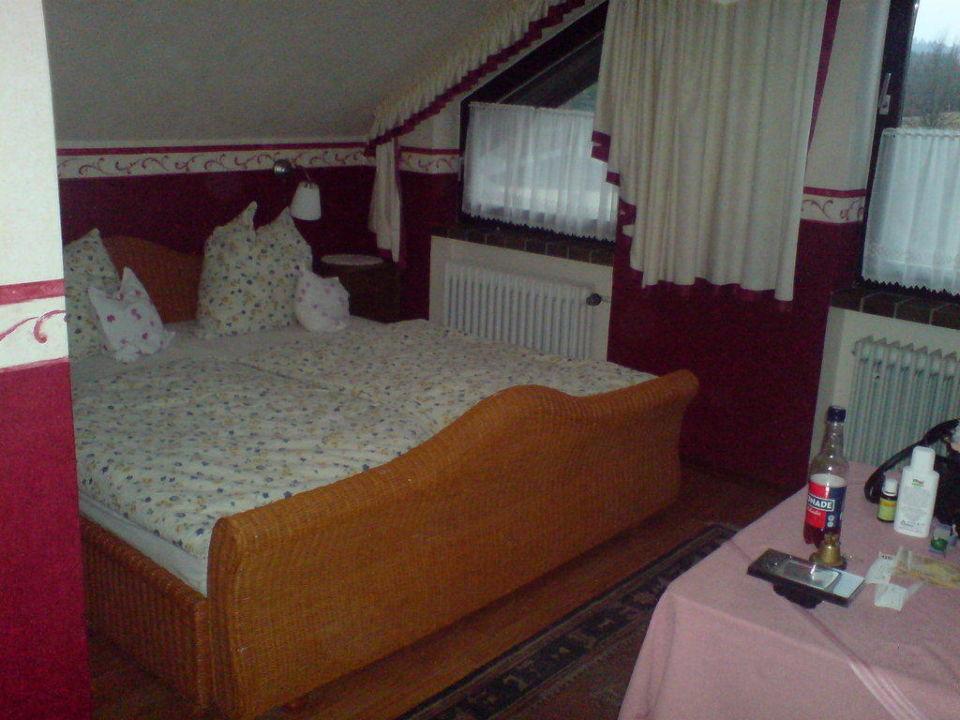 Doppelzimmer Flair Landgasthaus Krebs