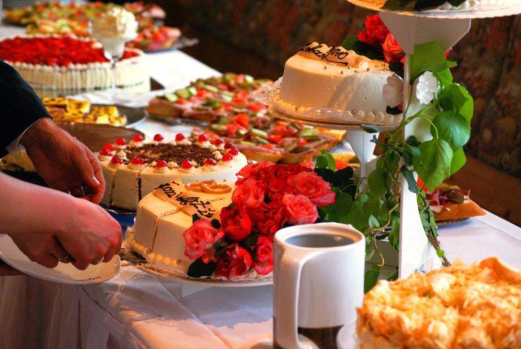 Hochzeitsbuffet Hotel Wolfringmühle