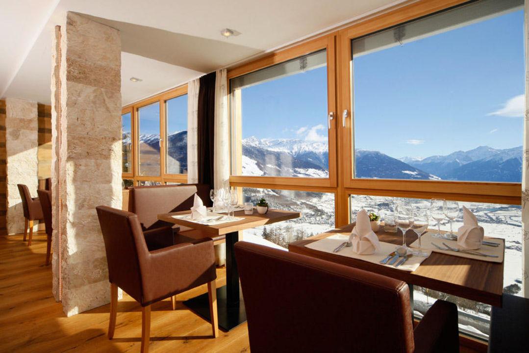 Wintergarten Alpin & Relax Hotel Das Gerstl