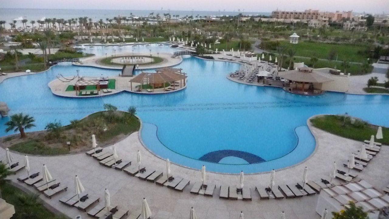 Pool Steigenberger ALDAU Beach Hotel