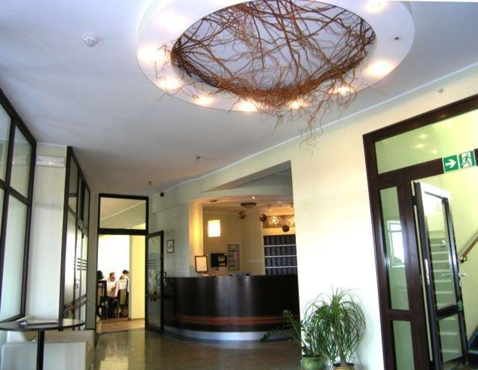 Recepcja Hotel Górski