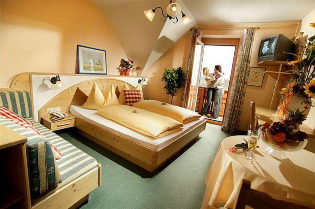 Panoramazimmer Hotel Panoramahof Loipersdorf